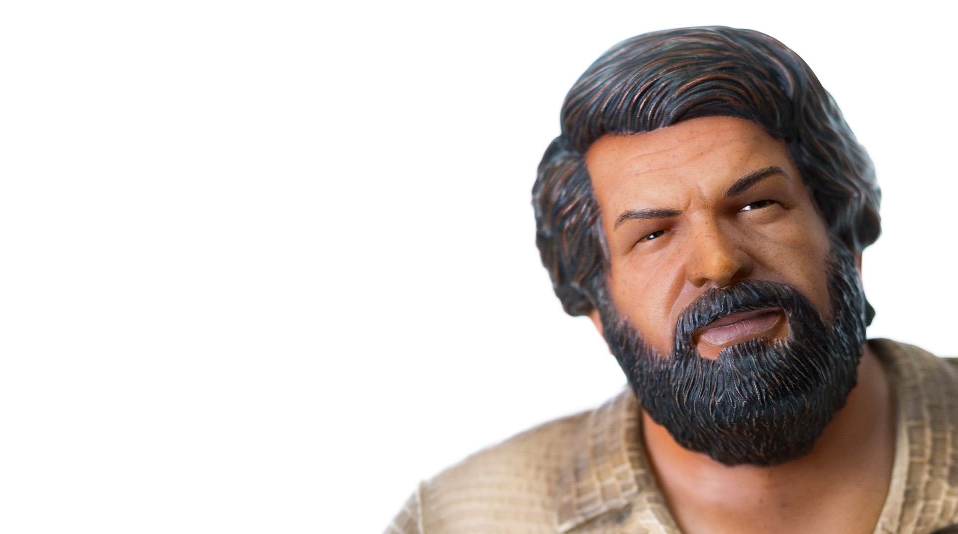 Bud Spencer Sixth Scale Statue