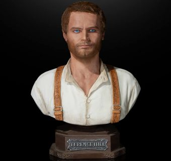 Terence Hill 1/4 Scale Bust